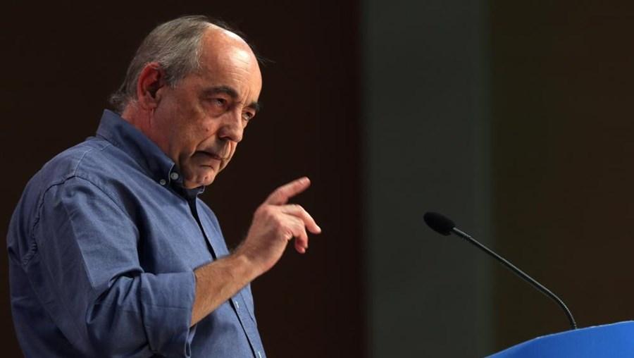 Antigo coordenador do Bloco de Esquerda, João Semedo