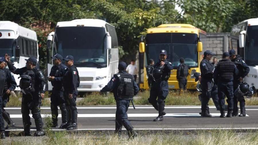 Uma equipa da Procuradoria-Geral da República deslocou-se à zona para investigar o caso.