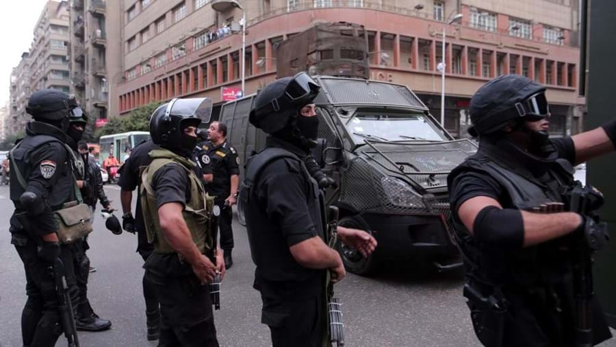 As autoridades detiveram no Cairo e em Minia 105 membros da Irmandade Muçulmana