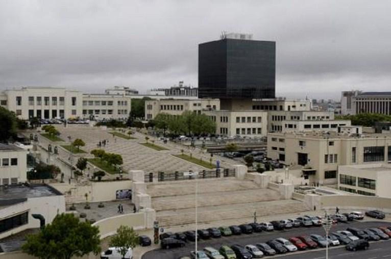 Vista do Instituto Superior Técnico