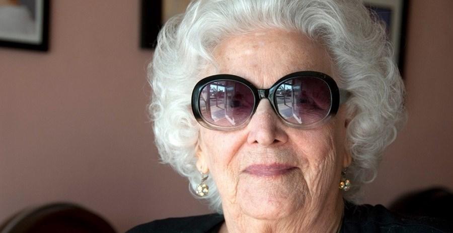 A fotógrafa norte-americana Robbie Kaye considera que os mais velhos têm muito para ensinar aos jovens
