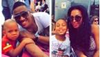 Anselmo Ralph de férias com a família