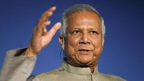 Nobel da Paz Muhammad Yunus diz que pandemia revelou a divisão do mundo