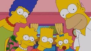 """""""Os Simpsons"""" erram na previsão de uma final entre Portugal e México no Mundial"""