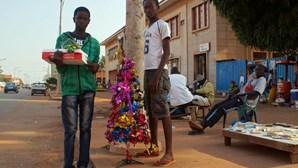 Iluminação de Natal regressa a Bissau