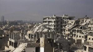 Síria: Trezentos locais de património danificados