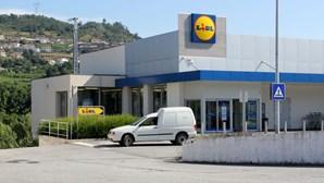 Perturbações na entrega de encomendas nas lojas Lidl