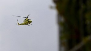 Helicóptero do INEM permanente em Macedo de Cavaleiros