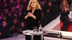 Teresa Guilherme sente-se mal na gala