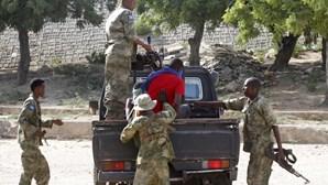 União Europeia condena ataque na Somália