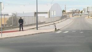 Homem baleado em Albufeira