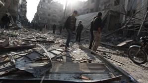 Damasco disponível para encontro com a oposição