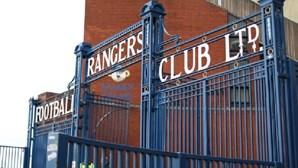 Rangers sofre derrota pesada com o Hibernian