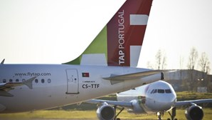 Avião de carga da TAP tinha 100 quilos de 'coca' no porão