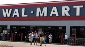 Vendas 'online' da Walmart disparam durante a pandemia