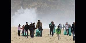 Em 2013, McNamara, juntamente com outros surfistas de ondas grandes, como Andew Cotton, apadrinharam a limpeza da praia do Norte, à qual se juntaram 35 crianças carenciadas da Covilhã que nunca tinham visto o mar. Centenas de pessoas da região também ajudaram a tirar o lixo deixado no areal