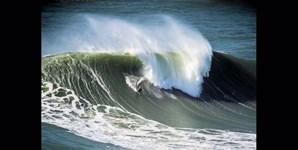 Em fevereiro deste ano, McNamara esteve na Nazaré à procura das grandes ondas portuguesas, que o próprio surfista norte-americano ajudou a tornar famosas