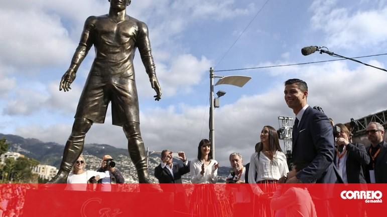 dbff9c8f51f78 Ronaldo sente-se privilegiado - Futebol - Correio da Manhã