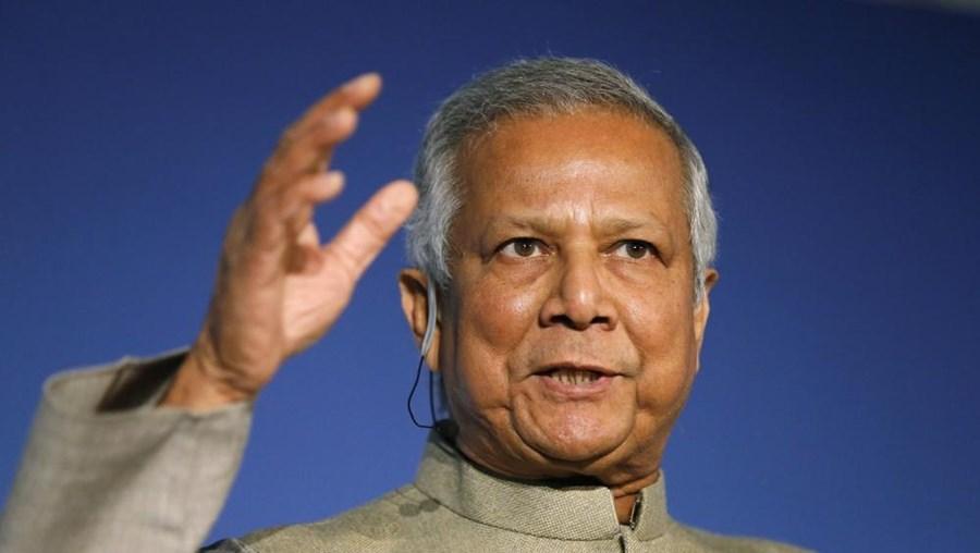O microcrédito é um conceito criado por Muhammad Yunus, Prémio Nobal da Paz 2006