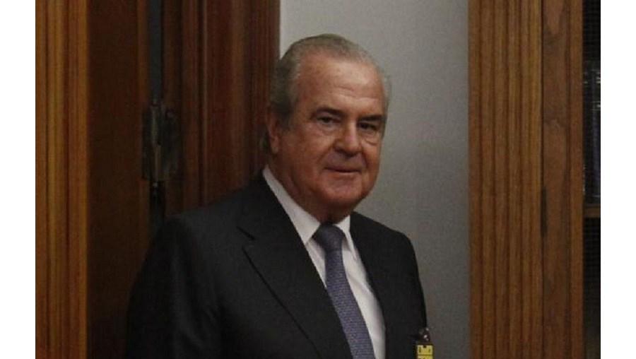 José Espírito Santo Silva na audiência na Comissão Parlamentar de Inquérito à gestão do BES e do Grupo Espírito Santo