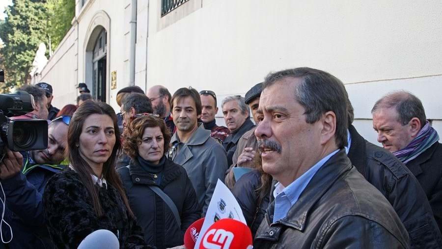 Mário Nogueira assinou o abaixo-assinado que conta com 21 mil assinaturas