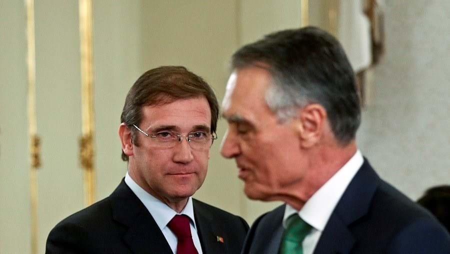 Passos Coelho falou em cooperação com Cavaco Silva