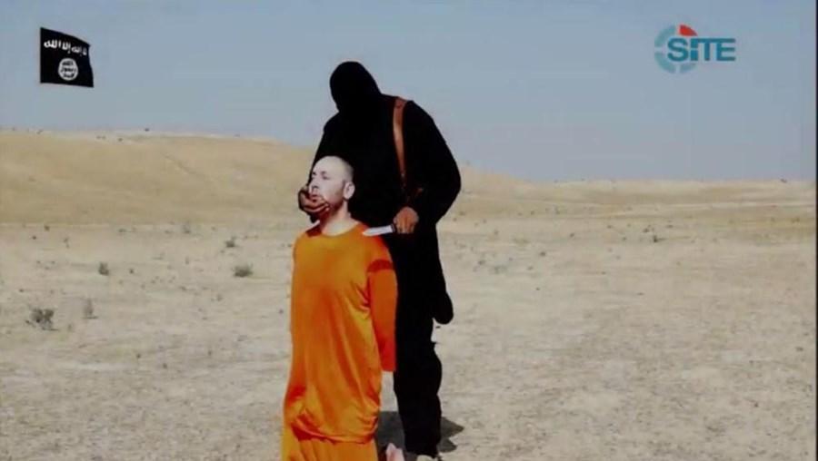 Jornalista americano foi decapitado por um membro do Estado Islâmico