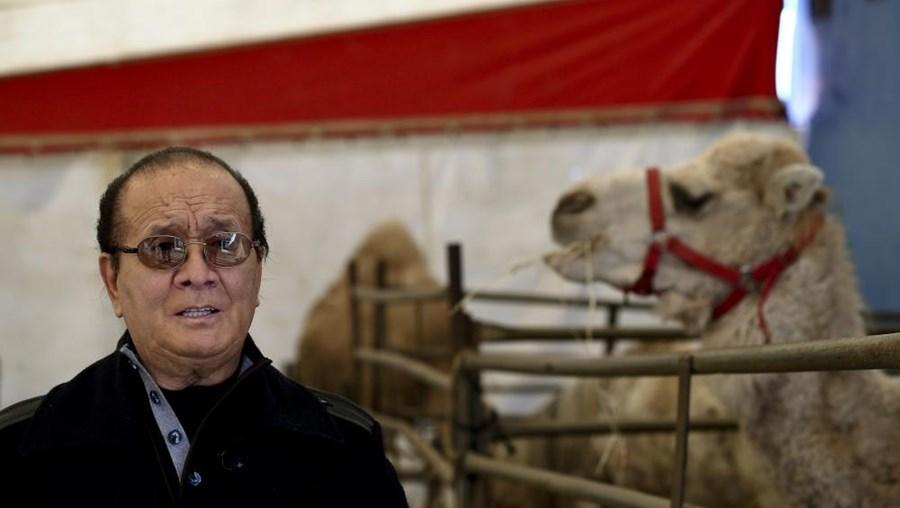 Miguel Chen lembrou que a presença de animais nos circos remonta a 1770