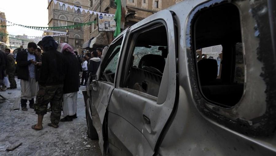 Primeira das explosões ocorreu no bairro antigo de Sanaa
