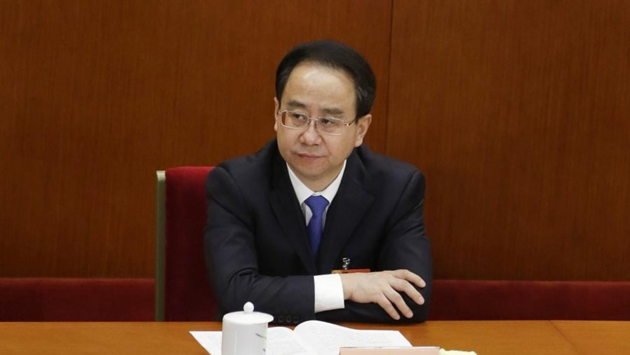 """Ling Jihua """"está a ser investigado por suspeita de grave violação da disciplina"""""""