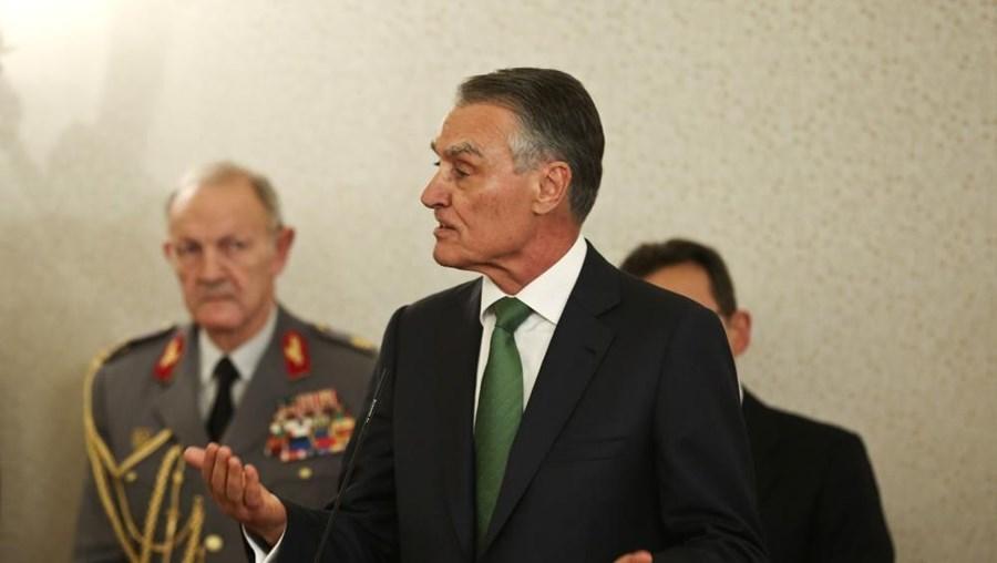 Cavaco vai receber portugueses no Palácio de Belém para distingui-los com as insígnias de Grande-Oficial da Ordem do Mérito Empresarial