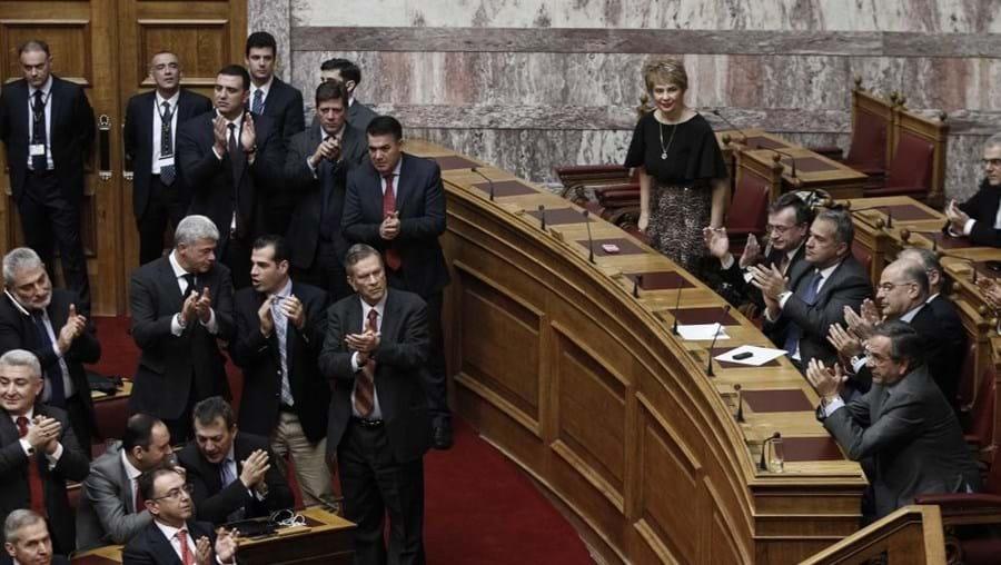 O parlamento foi dissolvido e as eleições legislativas antecipadas