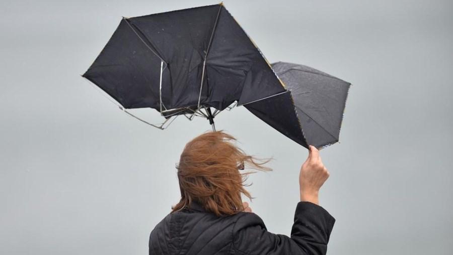 IPMA prevê chuva forte a partir desta terça-feira à tarde