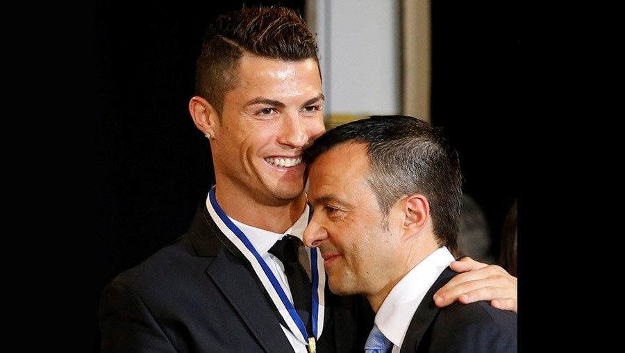Mendes elogiou Ronaldo