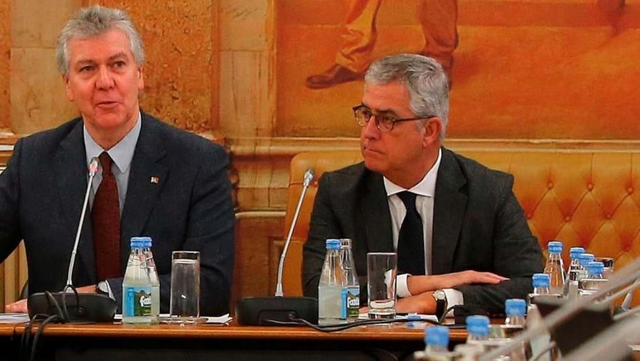 Líder da Comissão de Assuntos Constitucionais, Fernando Negrão (à dir.), deixa alerta