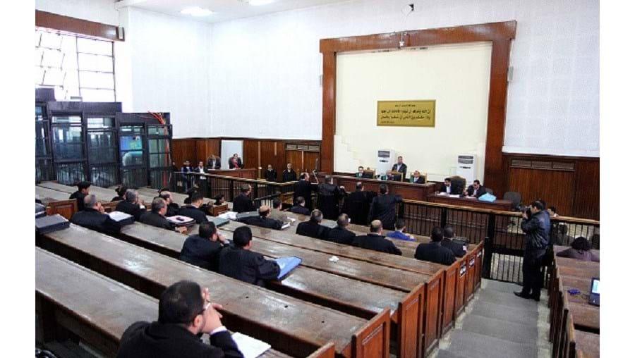 A justiça egípcia reduziu a pena aos jovens