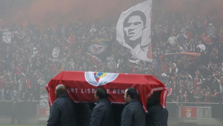 Eusébio morreu a 5 de janeiro de 2014