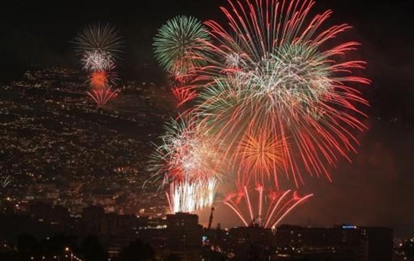 Espetáculo de fogo-de-artifício na passagem de ano é o principal cartaz turístico da ilha