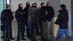 Autoridades francesas efetuam sete detenções