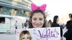 Violetta: envie-nos fotos e vídeos dos concertos