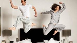 Usar mesmo pijama muitas vezes não é saudável