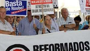 Taxa agrava reforma antecipada aos 60 anos
