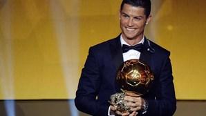 Ronaldo com mais 1,24% de vantagem sobre Eusébio