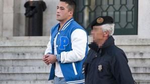 Condenados por carjacking a futebolista
