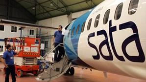 """SATA faz queixa por divulgação de """"planos"""" da empresa"""