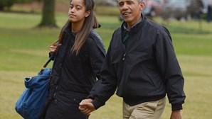 Selfie de filha de Obama investigada