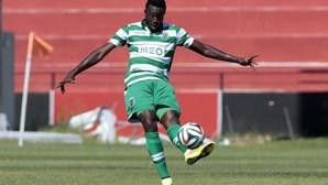Fokobo emprestado pelo Sporting ao Arouca