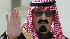 Morreu o rei Abdullah da Arábia Saudita