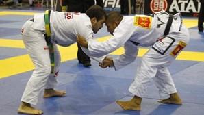 Henrique Pereira vice-campeão de jiu jitsu