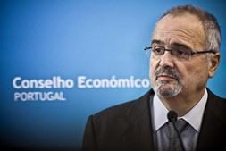 O presidente da Confederação do Comércio e Serviços de Portugal, João Vieira Lopes, reuniu-se esta terça-feira com António costa